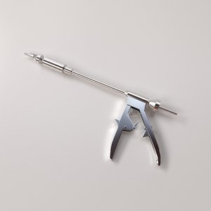 3d model surgical staple gun
