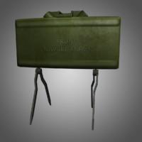 M18 Claymore Anti-Personnel Mine