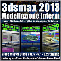 3dsmax 2013 Modellazione di Interni italiano_Subscription