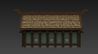 longhouse norse 3d max