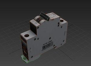 fuse 3d model
