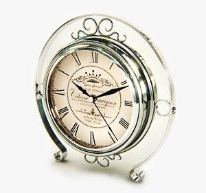 3ds max metal clock