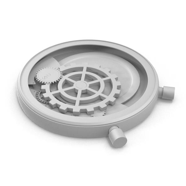 mechanical 3d max