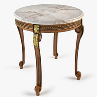 Angelo Cappellini Diderot  side table