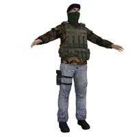 ira soldier max