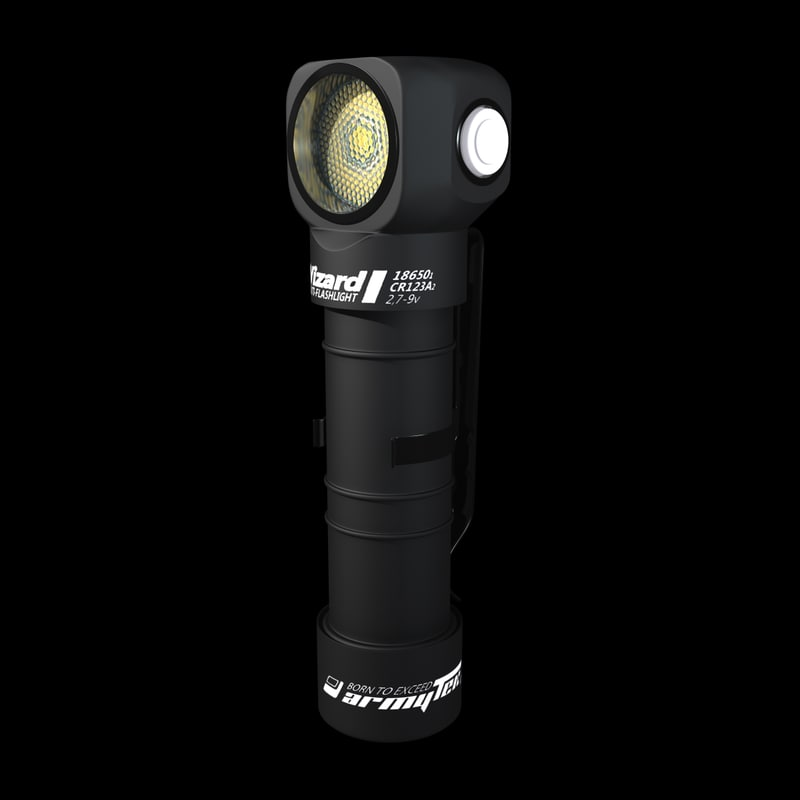 3ds max flashlight lumen glass