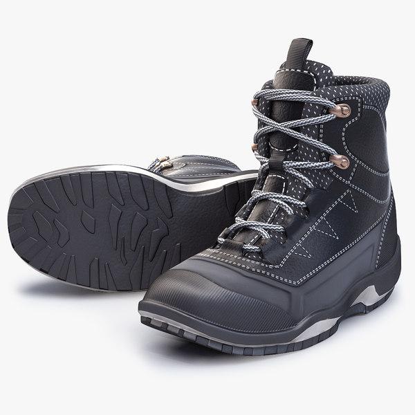 3d tactical boot