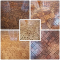 Parquet collection Jamie Beckwith