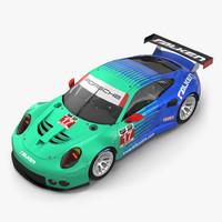 Porsche RSR Falken