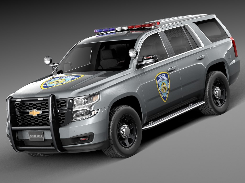 2015 chevrolet nypd 3d model. Black Bedroom Furniture Sets. Home Design Ideas