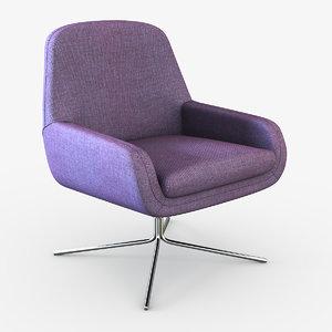 max armchair chair coco-swivel