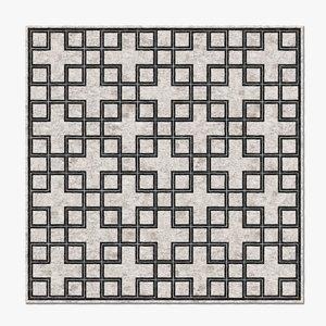 eichholtz carpet caton 3d model