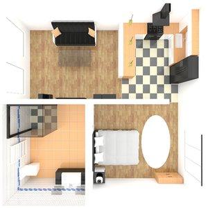 obj apartment