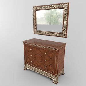 3d chest mirror rampoldi 01