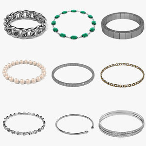 3ds max bracelets