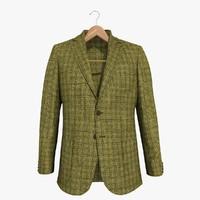 x brown blazer jacket 2