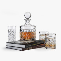 Ralph Lauren Aston Crystal Barware
