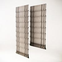 Roman blinds 1