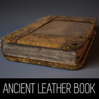 maya ancient book leather