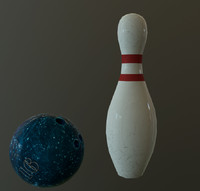 maya bowling ball