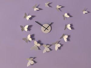 3dsmax analog wall clock