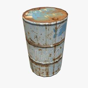 3d barrel -