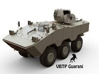 vbtp guarani 3d model