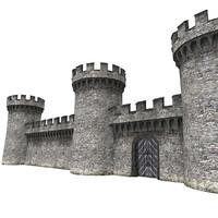 Castle Walls 1