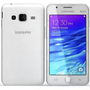 samsung z1 white m max
