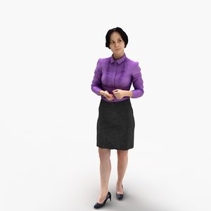 3d model people new