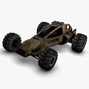 concept car 3ds