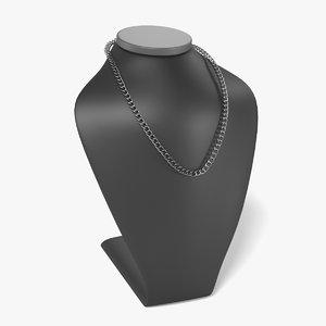 necklace dummy obj