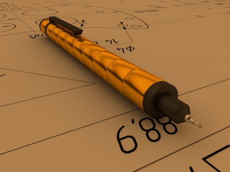 polar pen c4d free