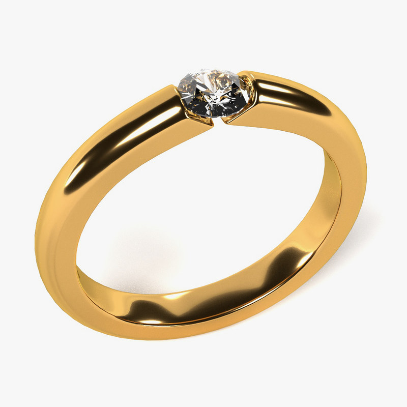 3ds max ring