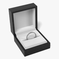 3ds max ring box