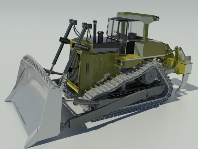 bulldozer heavy clear max