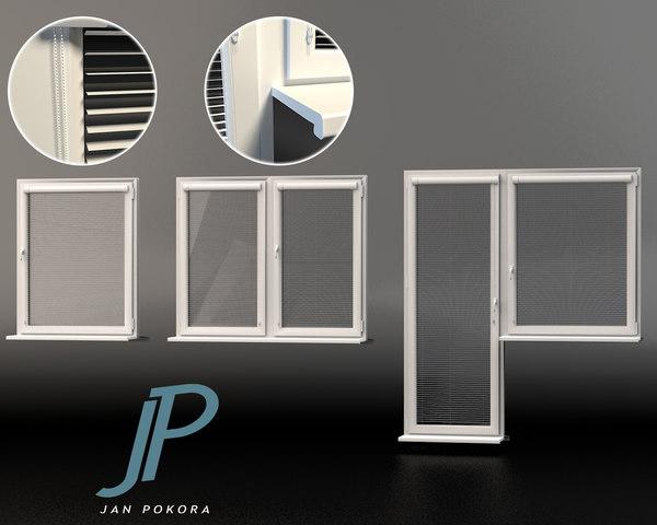 - windows blinds 3ds