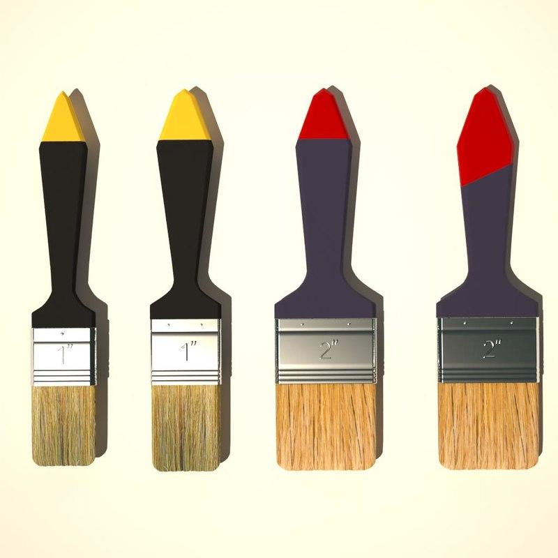 paint brush max
