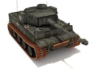tank tiger 502 battalion max