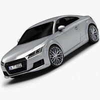 2015 Audi TT (Low Interior)
