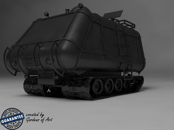 free transporter 3d model