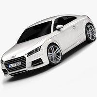 2015 Audi TTS (Low Interior)