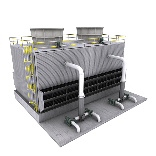 water cooling tower max
