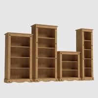 Corona Bookshelf Set