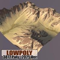3dsmax mountain games maps