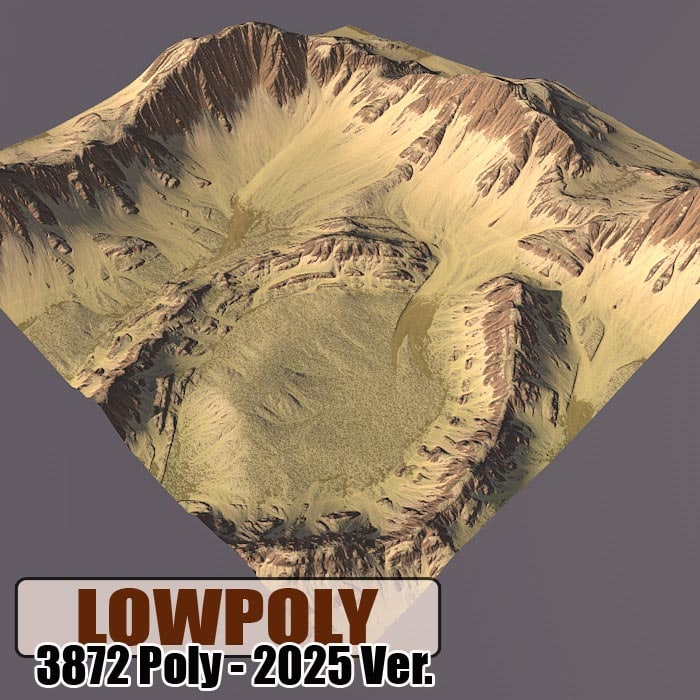 3d mountain games maps