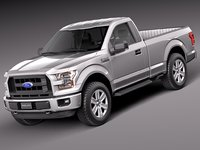 Ford F-150 Regular Cab 2015