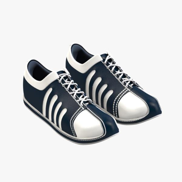 3dsmax sneaker
