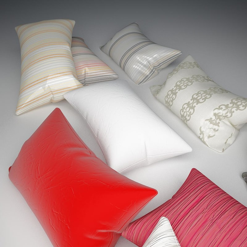 max pillows 3