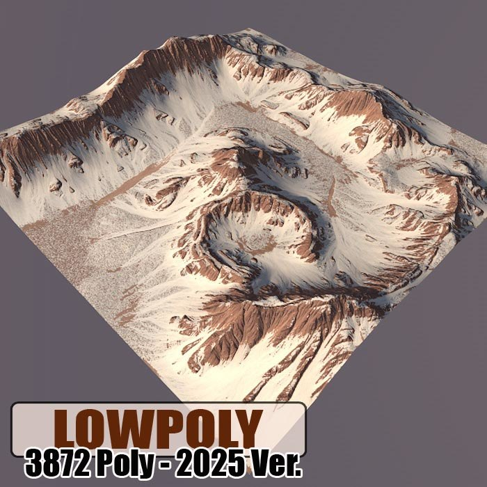 3ds mountain games maps
